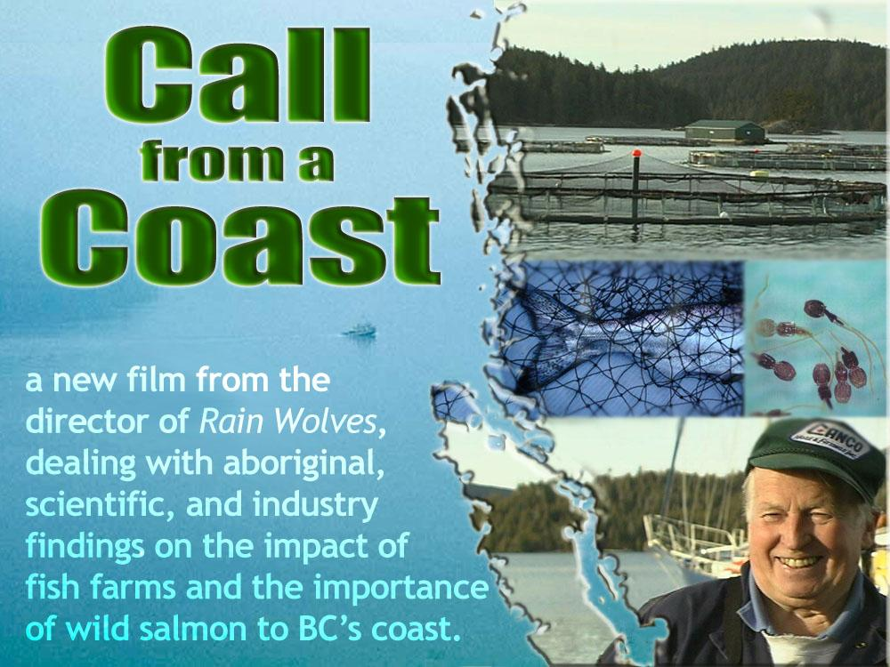 call from a coast poster v.5.0