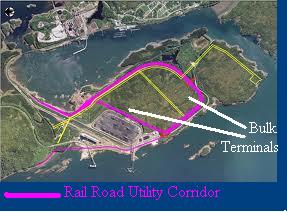 port rail road utility image